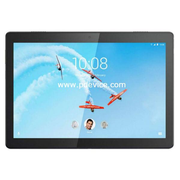 Lenovo Tab M10 Tablet Full Specification