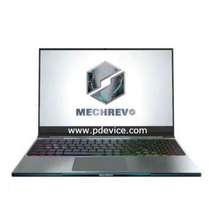 MECHREVO Deep Sea Ghost Z2 Gaming Laptop Full Specification