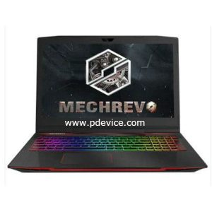 MECHREVO Deep Sea Titan X2 Gaming Laptop Full Specification