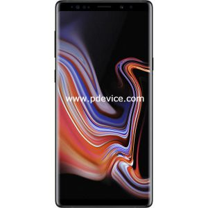 Samsung Galaxy Note9 SD845 Smartphone Full Specification