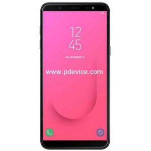 Samsung Galaxy On8 2018 Smartphone Full Specification