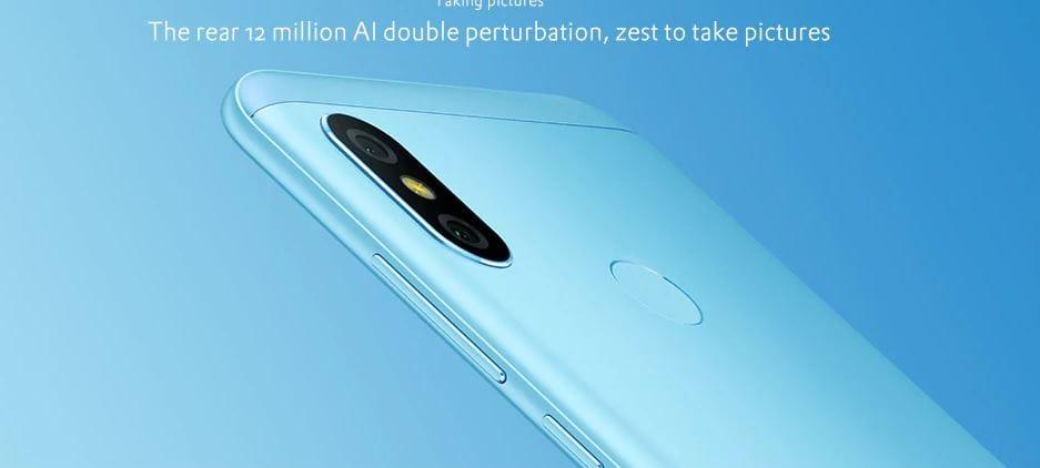 Xiaomi Mi A2 Lite GearBest $2 Flat Discount Coupon Code