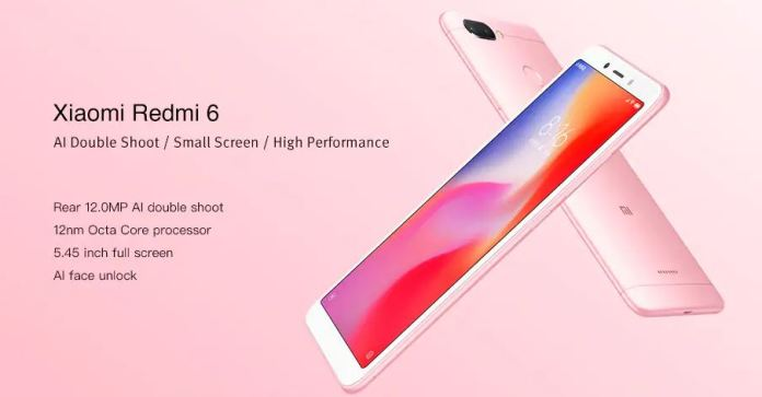 Xiaomi Redmi 6 GearBest Coupon Code