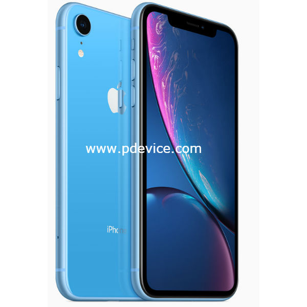 Apple iPhone Xr Smartphone Full Specification