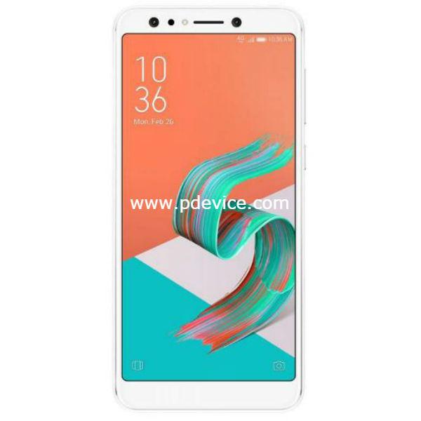 8f6791604 Asus ZenFone 5 Selfie Pro Specifications