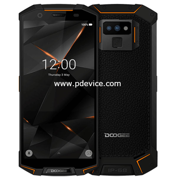 Doogee S80 Smartphone Full Specification