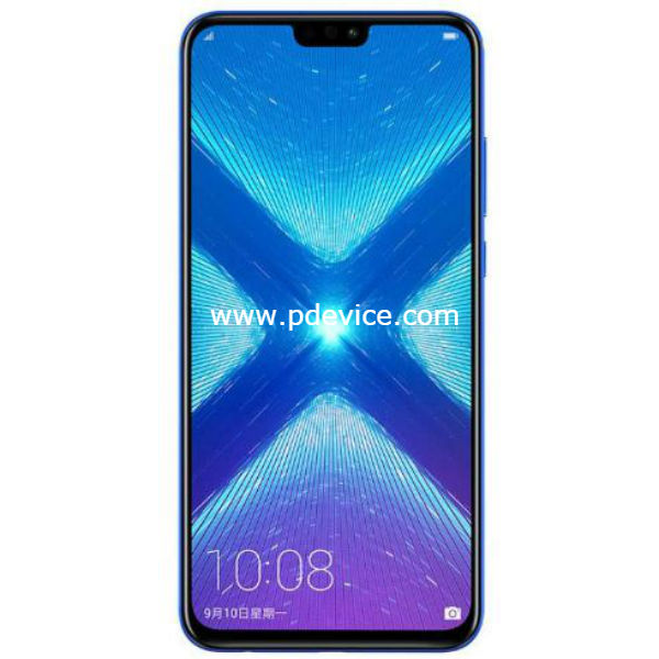 Huawei Honor 8x Smartphone Full Specification