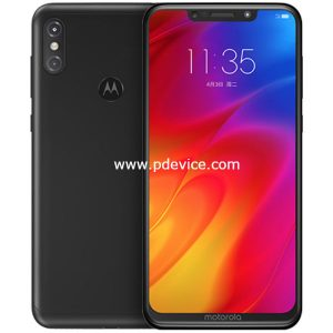 Motorola P30 Note Smartphone Full Specification