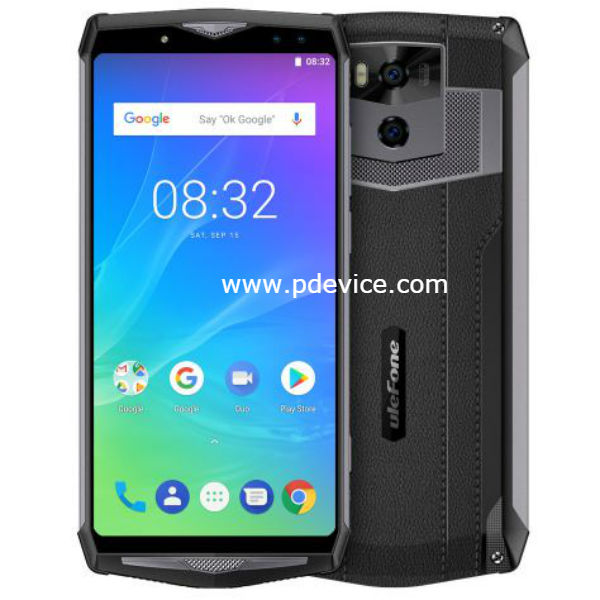 Ulefone Power 5S Smartphone Full Specification