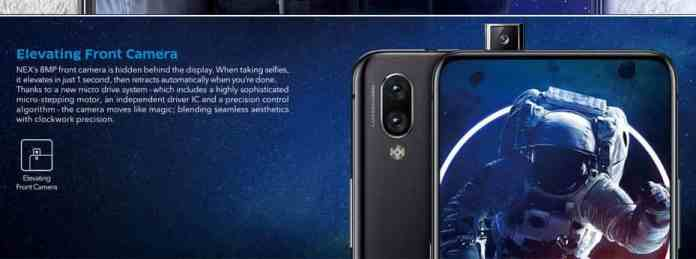 Vivo NEX $40 GearBest Discount Coupon Online