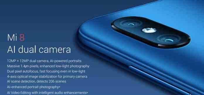 Xiaomi Mi 8 GearBest Discount Coupon + Flash Sale