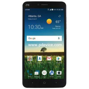 ZTE Blade X2 Max Smartphone Full Specification