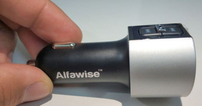 Alfawise Dual USB Ports Bluetooth 4.2 Car Charger FM Transmitter 4 Days Uses Review