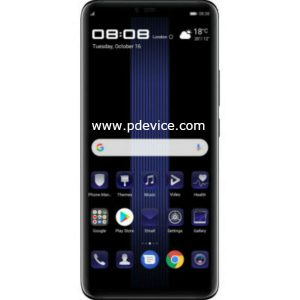 Huawei Mate 20 RS Porsche Design Smartphone Full Specification