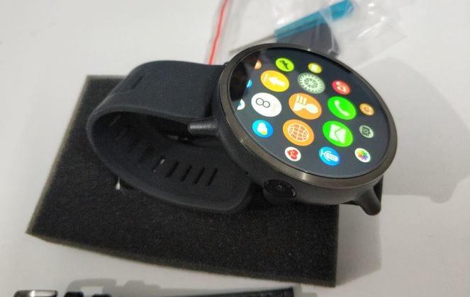 LEMFO LEM X 4G Smart Watch Review and Specs