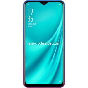 Oppo R15x Smartphone Full Specification