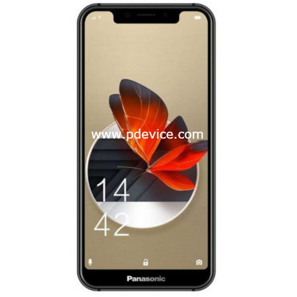 Panasonic Eluga X1 Smartphone Full Specification