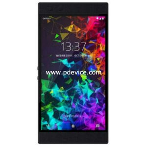 Razer Phone 2 Smartphone Full Specification
