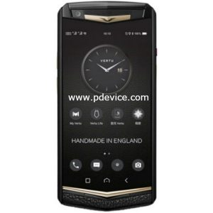 Vertu Aster P Gothic Smartphone Full Specification