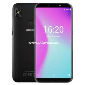 Doogee X80 Smartphone Full Specification