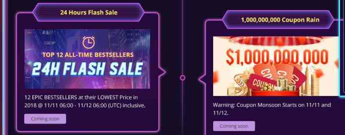 GearBest Big Deal 11.11 Sale Start very Soon Big Saving