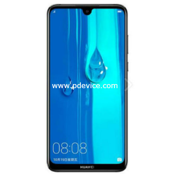 Huawei Y Max Smartphone Full Specification
