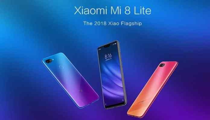 Xiaomi Mi 8 Lite Global Version GearBest Coupon Code Free Shipping