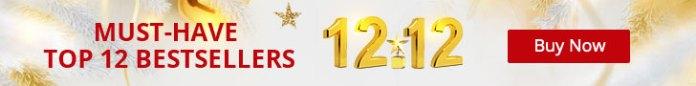 GearBest 12-12 Flash Sale