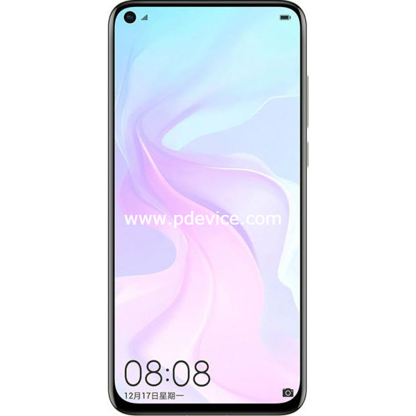 Huawei nova 4 Smartphone Full Specification