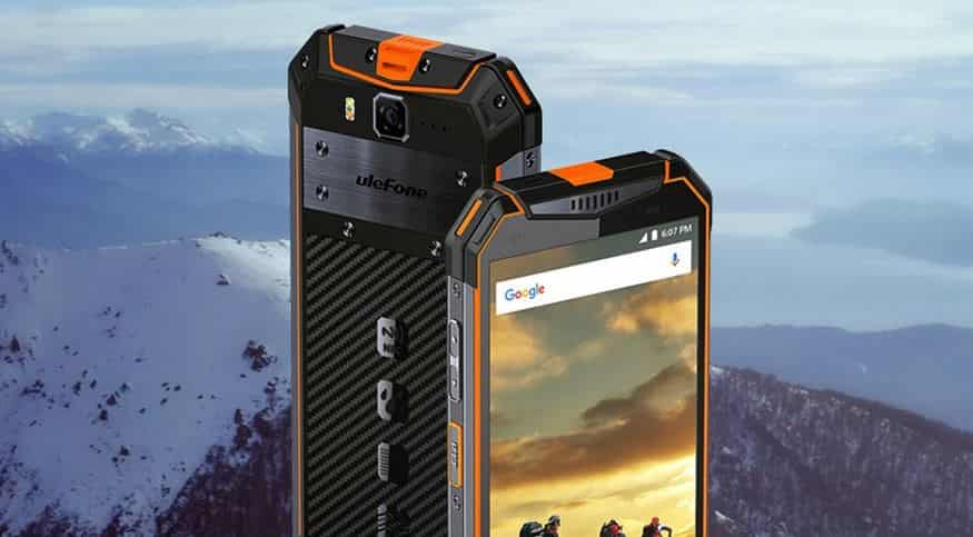 Ulefone Armor 3 WITH $25 GearBest Promo Code