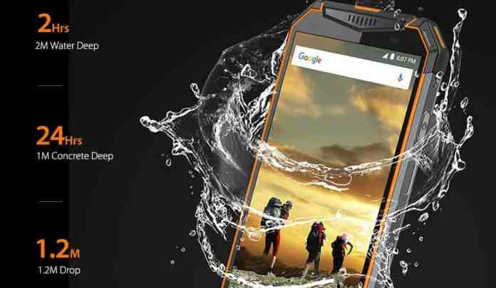 Ulefone Armor 3 with $25 Coupon Code from GearBest