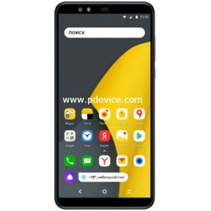 Yandex Phone Full Specification