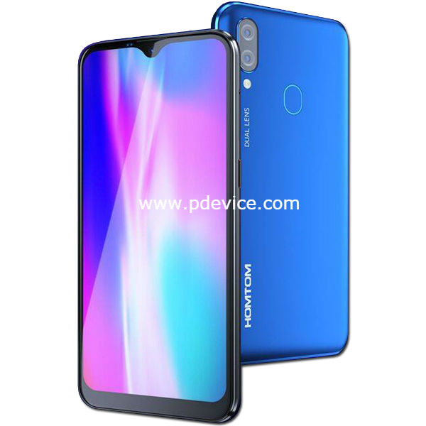 HomTom S77 Smartphone Full Specification