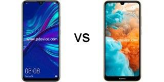 Huawei P Smart 2019 vs Huawei Y6 Pro 2019