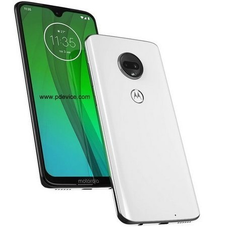 Motorola Moto G7 Smartphone Full Specification