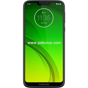 Motorola Moto G7 Power Smartphone Full Specification