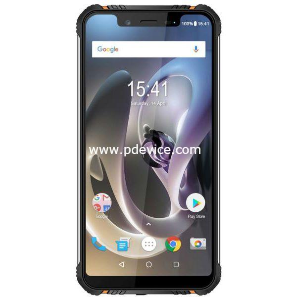Zoji Z55 Smartphone Full Specification