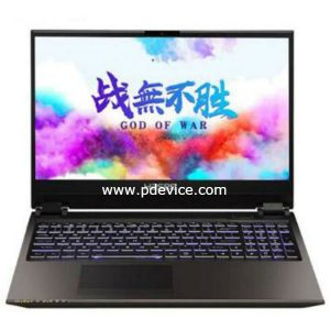 Hasee Z8-CR7P1 Gaming Laptop Specification