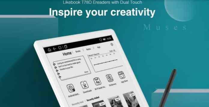 Likebook Mimas T103D Online