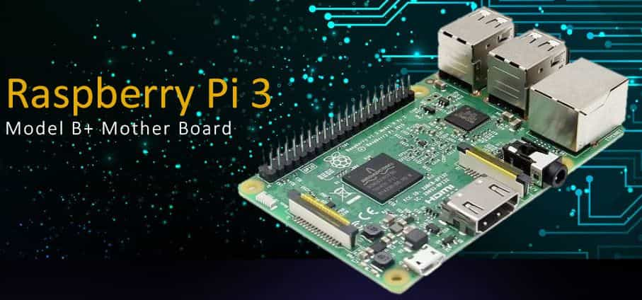 Raspberry Pi 3 Model B Plus Board $6 GearBest Coupon