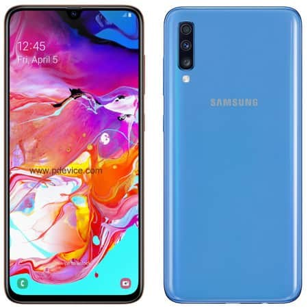 Samsung Galaxy A70 Smartphone Full Specification