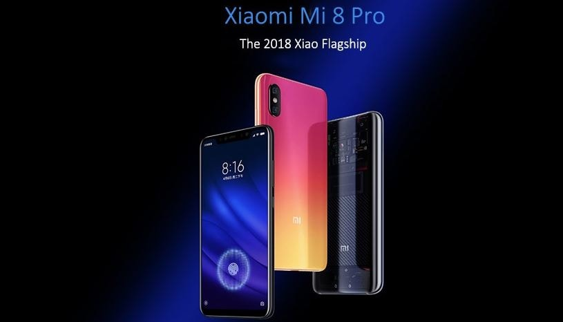 Xiaomi Mi 8 Pro 34% Discount for Global Users
