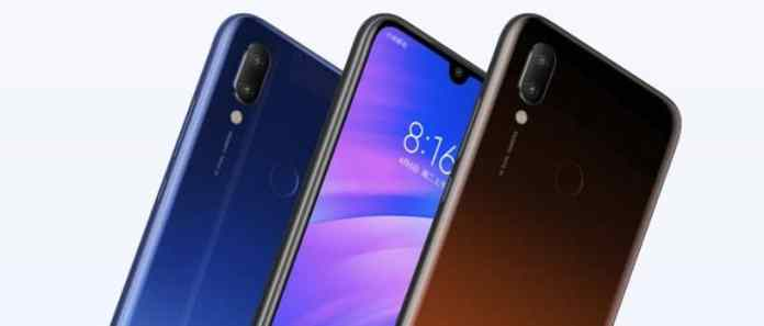 Xiaomi Redmi 7 with $50 Coupon Code from GearVita