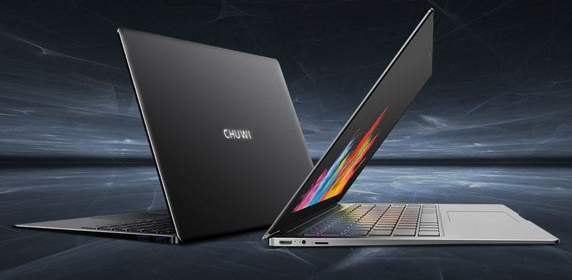 Chuwi LapBook 14.1 Air Laptop Banggood $124 Promo Code for Global Users