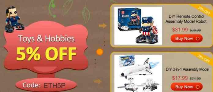 CooliCool 2019 Biggest Easter Deal for Global Users
