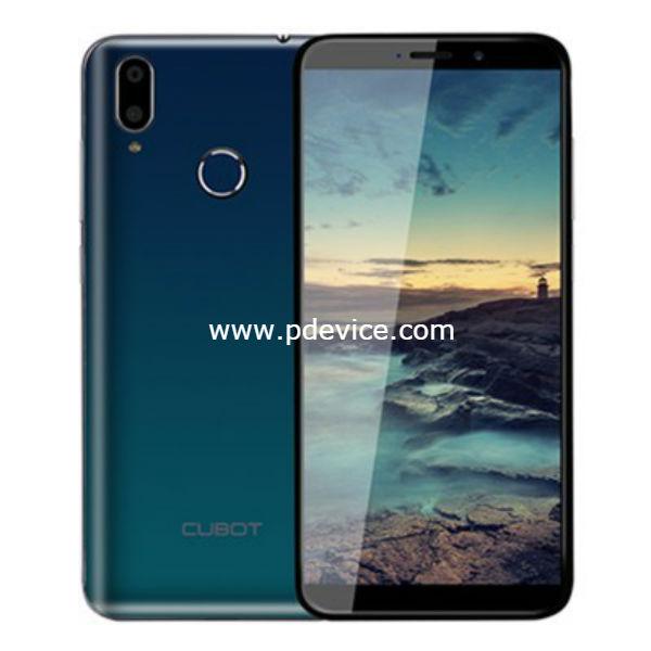 Cubot J7 Smartphone Full Specification