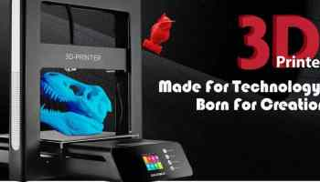 JGAURORA A5S Updated 3D Printer with $10 Gearbest promo code & International Delivery