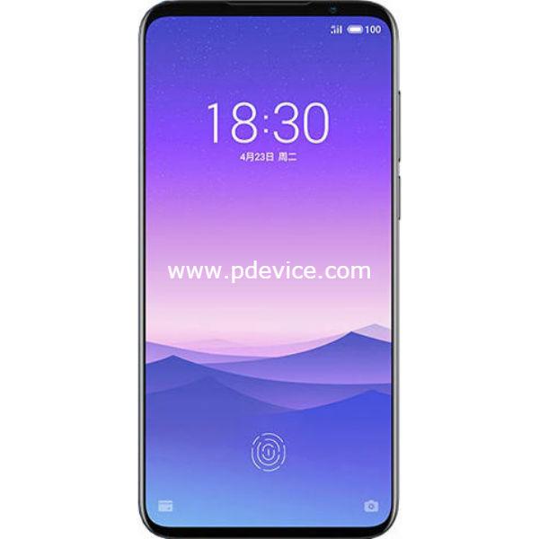 Meizu 16S Smartphone Full Specification