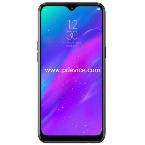 Realme 3 MT6771 Smartphone Full Specification