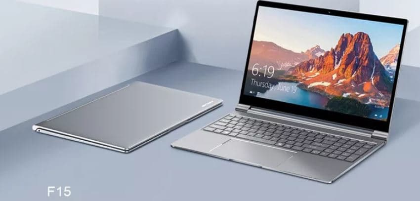 Teclast F15 with $155 Discount Coupon from Banggood